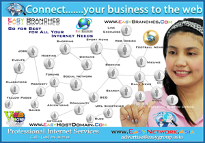 Easy Branches Network - All Your Online Needs - on One Network!